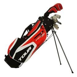 Set completo golf pacchetto Dunlop Tour Grafite con borsa