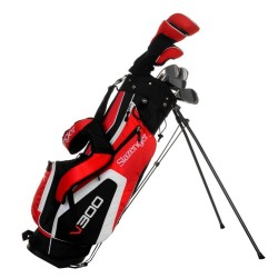 Slazenger V300 complete full golf set with stand bag