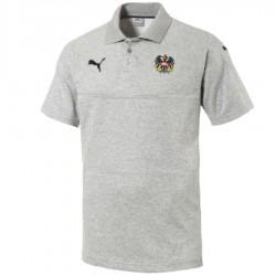 Österreich Präsentations polo-shirt 2016 grau - Puma