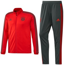 Bayern Munich training players tracksuit 2018/19 - Adidas