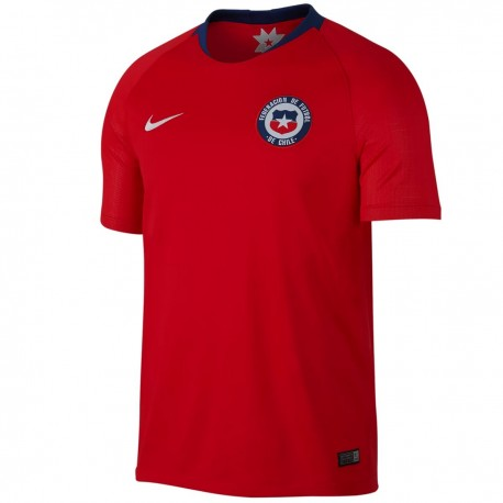 Chile national team Home football shirt 2018/19 - Nike