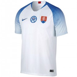 Slowakei-Startseite Fußball Trikot 2018/19 - Nike