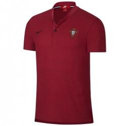 Portugal Fussball Grand Slam präsentation polo-shirt 2018/19 - Nike