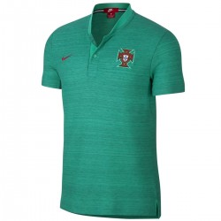 Portugal Grand Slam green presentation polo shirt 2018/19 - Nike