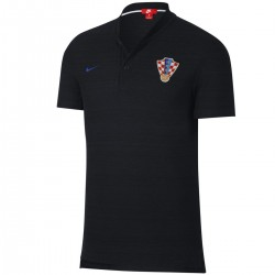 Polo de presentation Croatie Grand Slam 2018/19 - Nike