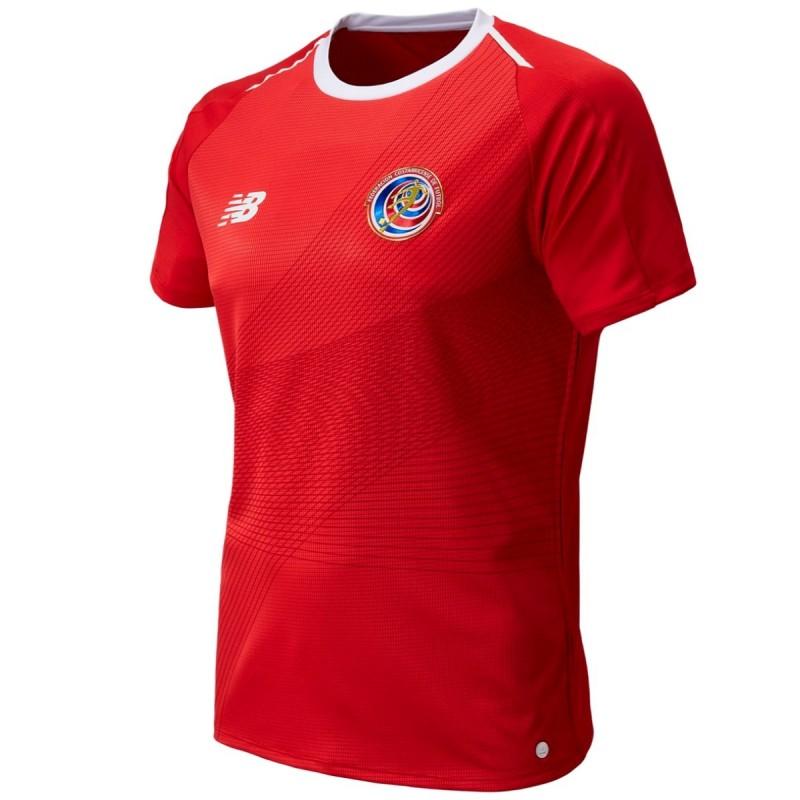 Costa Rica primera camiseta de fútbol 2018/19 - New Balance - SportingPlus.net