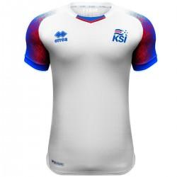Camiseta de futbol selección Islandia segunda 2018/19 - Errea