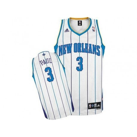 Maglia Basket New Orleans Hornets bianca - Paul 3
