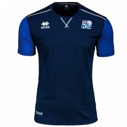 Maglia allenamento nazionale Islanda Mondiali 2018/19 - Errea
