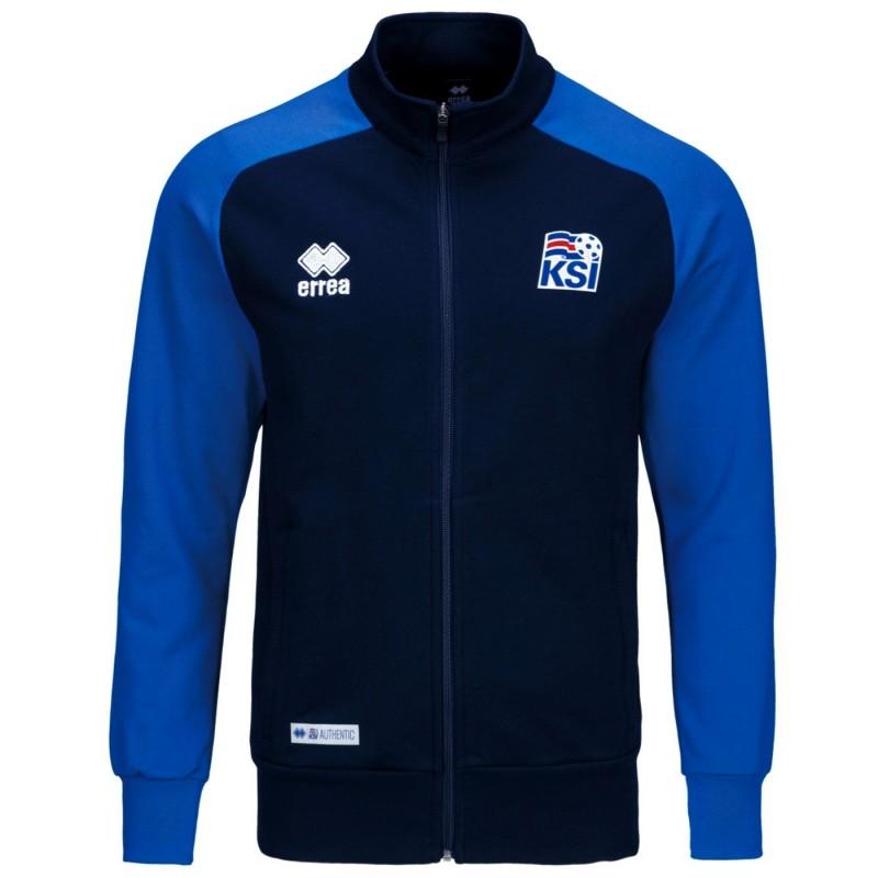 Iceland World Cup presentation jacket 2018 19 - Errea - SportingPlus.net ac4cfeb1b