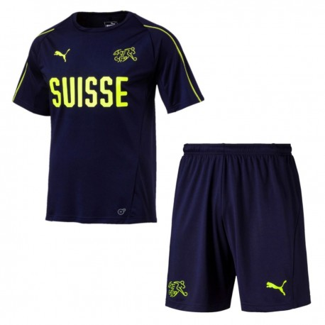 Switzerland navy summer training set 2018/19 - Puma
