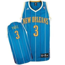 New Orleans Hornets Basketball Jersey-Paul 3