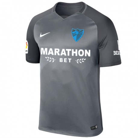 Malaga CF Away football shirt 2017/18 - Nike