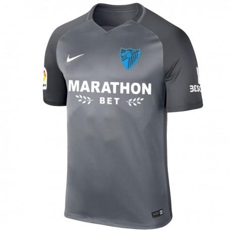 Comprar segunda camiseta del Malaga 2017 18 Nike be12ea3cca527