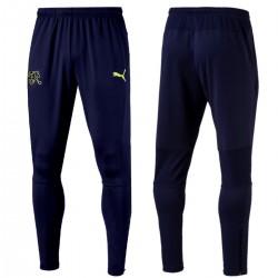 Pantalones de entreno selección de Suiza 2018/19 azul - Puma