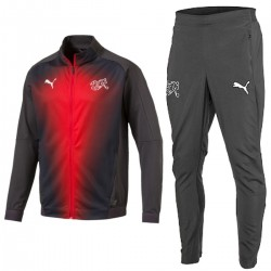 Switzerland pre-match presentation tracksuit 2018/19 - Puma