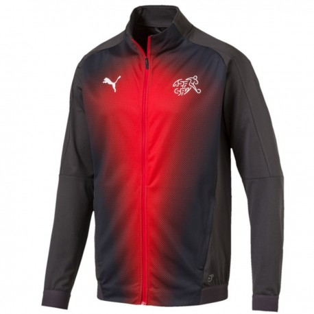 Switzerland pre-match presentation jacket 2018/19 - Puma