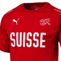 Switzerland red training shirt 2018/19 - Puma