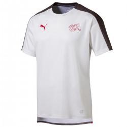 Camiseta de entreno pre-match selección de Suiza 2018/19 - Puma
