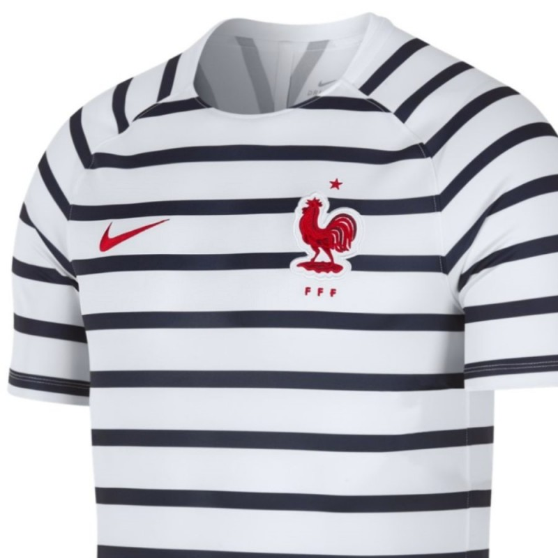 62bb8ff00 ... France pre-match training shirt World Cup 2018/19 - Nike