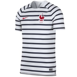 Maglia pre-match allenamento Francia Mondiali 2018/19 - Nike