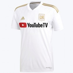 Maillot de foot Los Angeles FC extérieur Authentic 2018 - Adidas