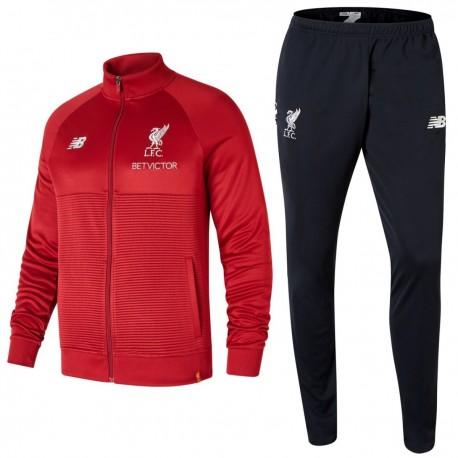 Liverpool FC pre-match presentation tracksuit 2018/19 - New Balance