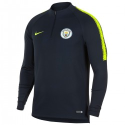 Tech sweat top d'entrainement Manchester City FC 2018/19 - Nike