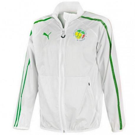 Senegal national team Presentation Anthem jacket 2015 - Puma