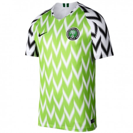 Nigeria World Cup football shirt Home 2018/19 - Nike