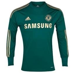 Chelsea FC goalkeeper shirt Home Adidas 2012/13-