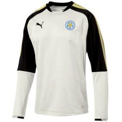 Sweat top d'entrainement Leicester City FC 2017/18 - Puma