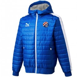 Dinamo Zagreb T7 presentation winter padded jacket 2015 - Puma