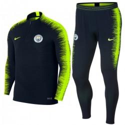 Manchester City FC Vaporknit technical tracksuit 2018/19 - Nike