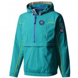 Adidas Originals - chaqueta Pharrell Williams HU Hiking Packable Windbreaker