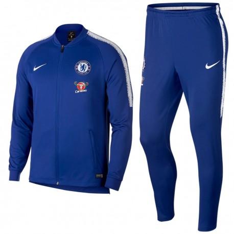 Chaqueta azul claro de presentación FC Chelsea 201415