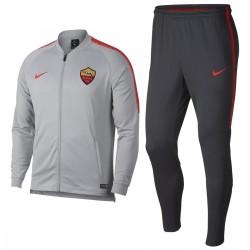 AS Roma chandal de presentación gris 2018/19 - Nike