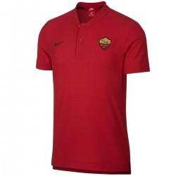 AS Roma Grand Slam präsentations polo-shirt 2018/19 rot - Nike
