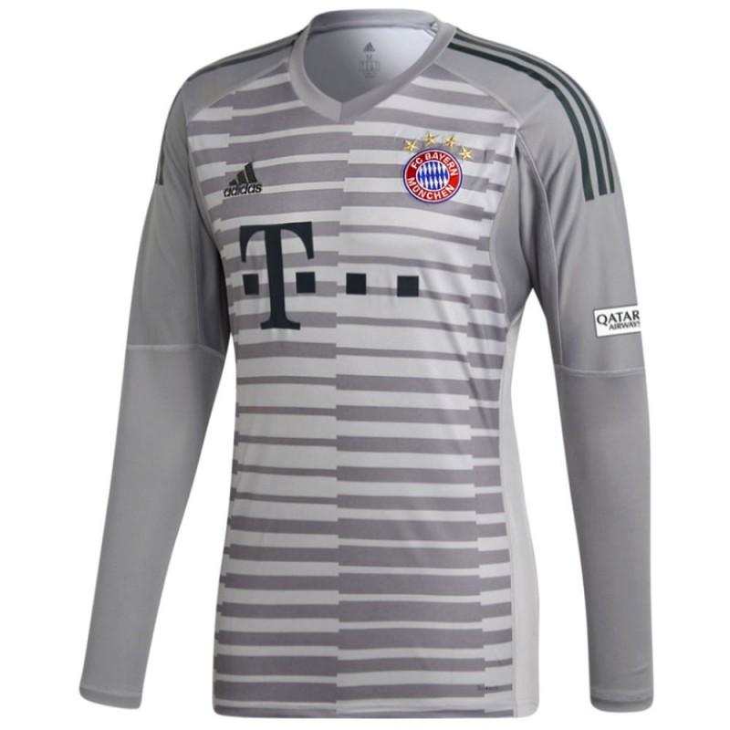 Bayern Munich Home Goalkeeper Shirt 2018 19 Adidas Sportingplus Net
