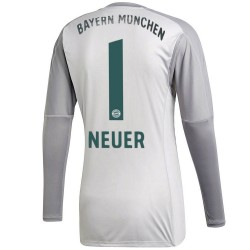 Bayern Munich Neuer 1 Home goalkeeper shirt 2018/19 - Adidas