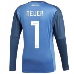 Camiseta portero Neuer 1 seleccion Alemania 2018/19 - Adidas