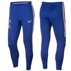 Pantalons d'entrainement Chelsea FC 2018/19 bleu - Nike