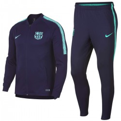 FC Barcelona purple training presentation tracksuit 2018/19 - Nike