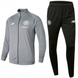 Survêtement de presentation Celtic Glasgow 2018/19 gris - New Balance
