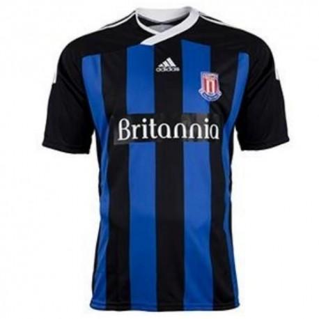 Stoke City auswärts Trikot 2011/2012-Adidas