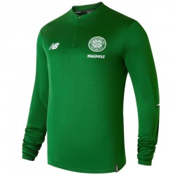 Tech sweat top d'entrainement Celtic Glasgow 2018/19 - New Balance