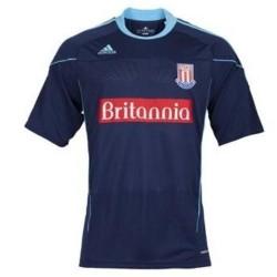 Stoke City entfernt Shirt/dritte 2010/2012 Player Issue für Rennen-Adidas