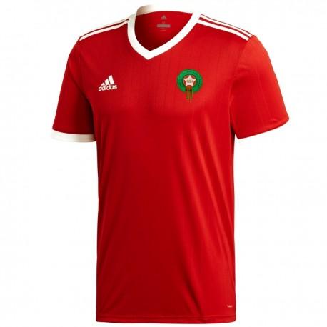 Maillot de football Maroc domicile 2018/19 - Adidas