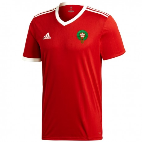 Morocco national team Home football shirt 2018/19 - Adidas