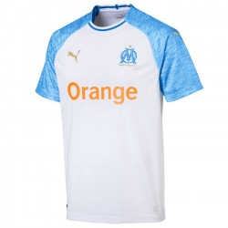 Olympique de Marseille Home shirt 2018/19 - Puma